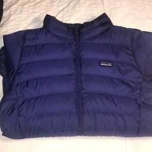 Girls XL Patagonia Down Jacket